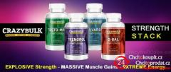 Crazy Bulk: Risk Free Trial Shocking Side Effects,Reviews, Prices!!