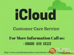iCloud Customer Service Number @ +1888-411-1123 in USA