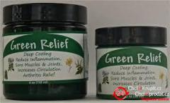 Green Relief Currently- Ignore All Your Pains