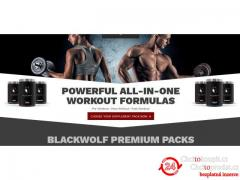 is more interesting Black Wolf Workout