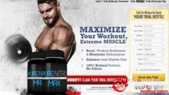 muscle building routine Pure Nitro Max