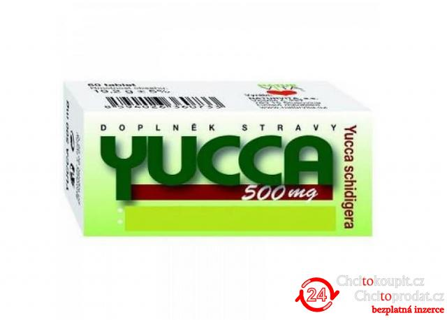 Yucca (tablety)